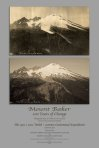 """Mount Baker- 100 years of Change"" by John Scurlock. Click to enlarge."