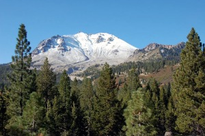Lassen Peak. Erik Klemetti photo.